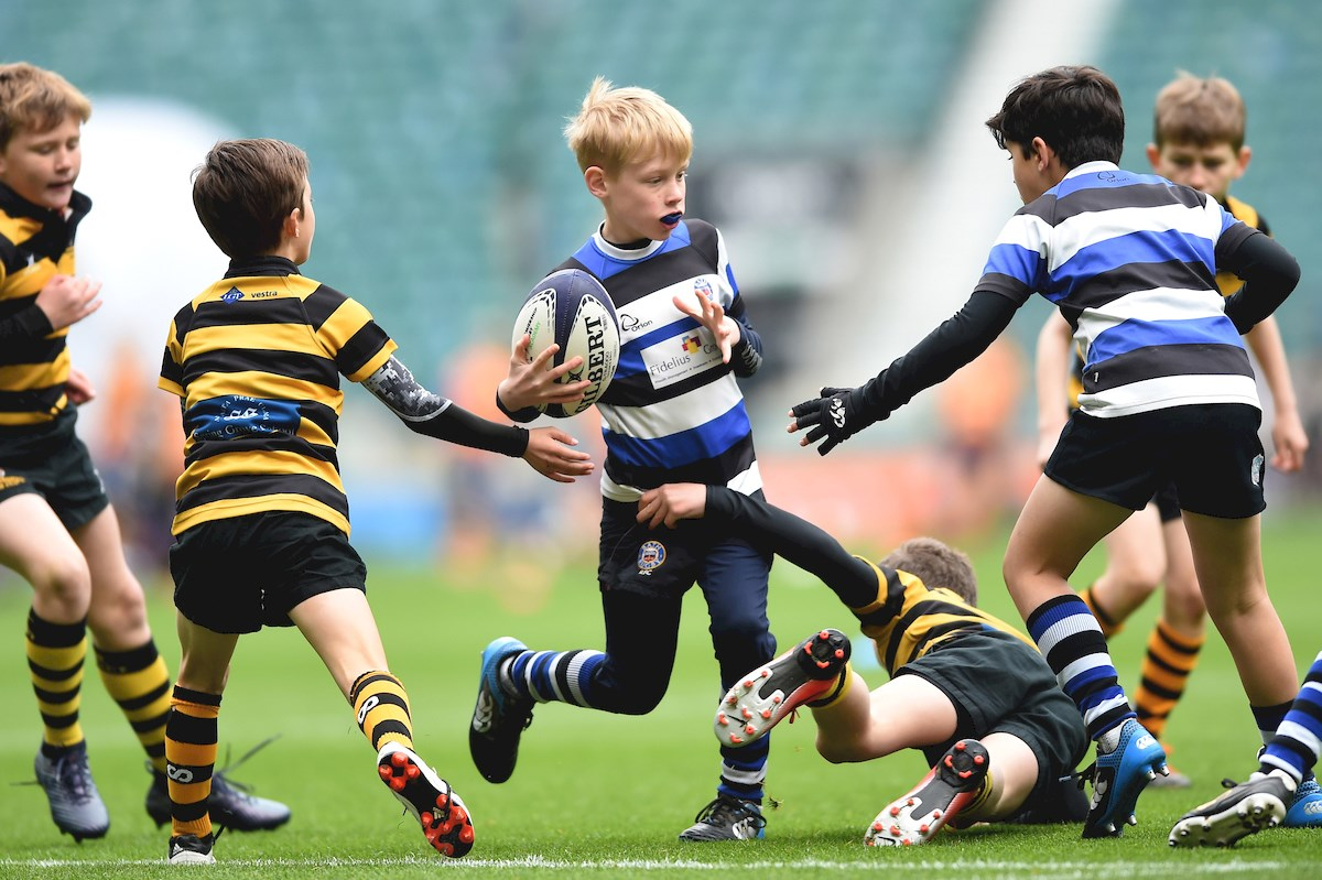 Local clubs play starring role at Twickenham