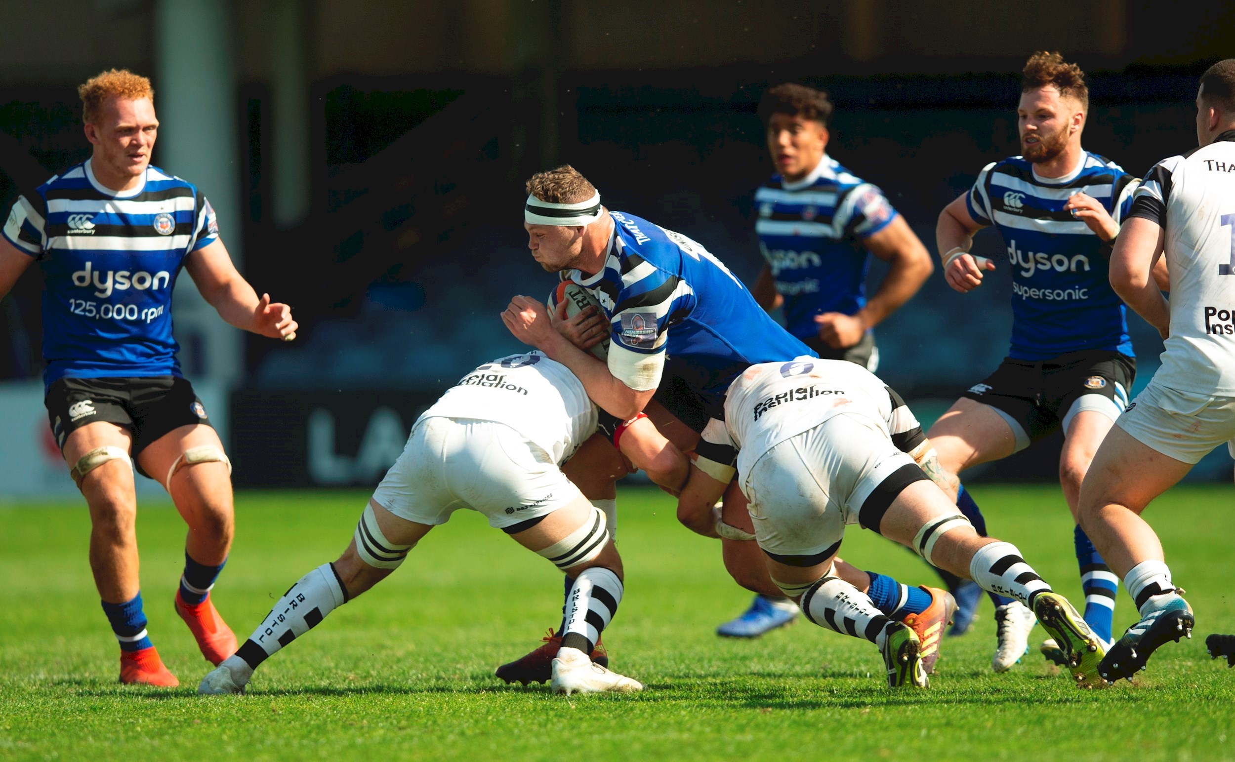 An Imposing Bath United Narrowly Lose to Bristol Bears A
