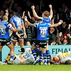 Bath Rugby stage comeback to secure bonus-point win against Wasps