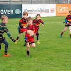 Grassroots rugby takes centre stage at the Rec