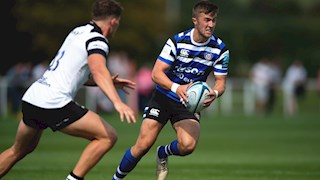 de Glanville relishing England opportunity