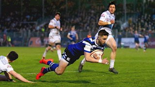 De Glanville signs senior contract with Bath Rugby