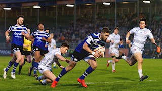 Bath Rugby face Exeter Chiefs in Premiership Rugby Cup opener