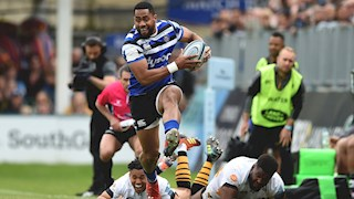 Bath Rugby trio in England squad to face Ireland
