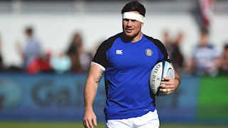 Francois Louw amongst replacements for Japan test