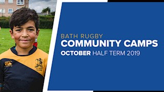 October Half Term camps confirmed