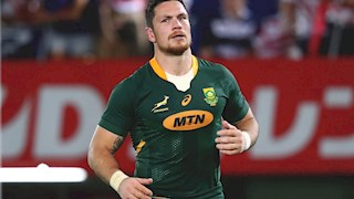 Louw named amongst replacements for World Cup opener