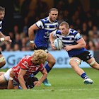 Bath Rugby trio in England squad for World Cup opener