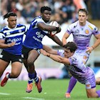 Exeter Chiefs hold off second-half fightback from Bath Rugby
