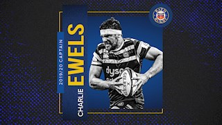 Homegrown Charlie Ewels announced as Club Captain