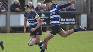 Beechen Cliff School end Hartpury College's unbeaten start