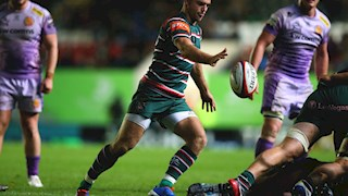 In the spotlight - Leicester Tigers