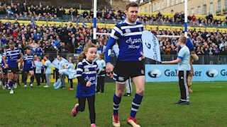 Ever dreamed of leading out Bath Rugby on a matchday