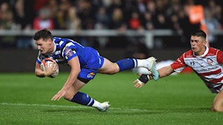 Bath Rugby claim West Country comeback win over Gloucester