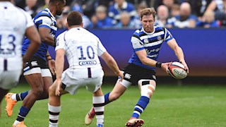 Bath Rugby make make five changes to face Northampton Saints