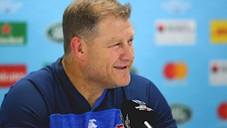 Neal Hatley reports for duty at Bath Rugby