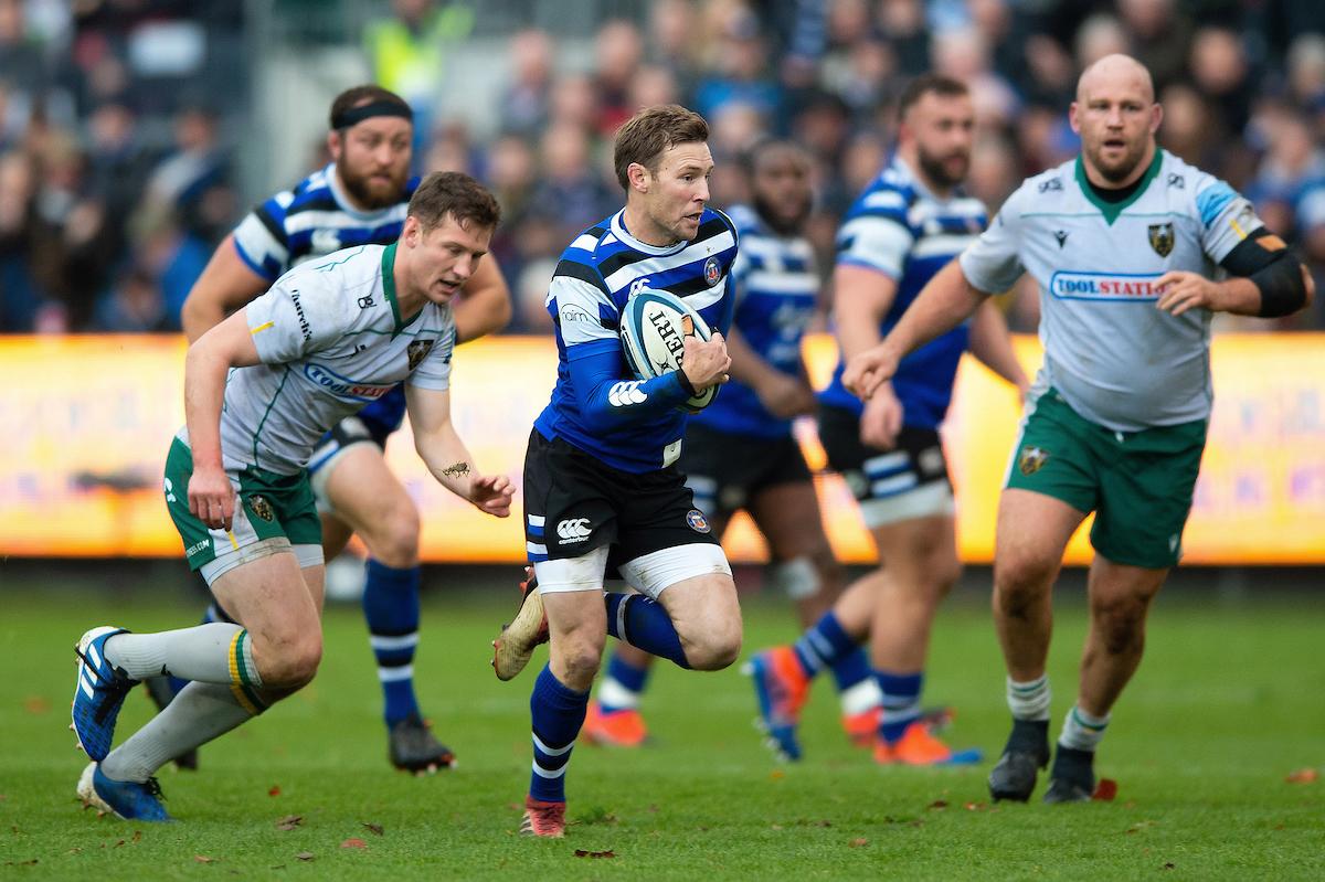 Match Highlights Bath Rugby V Northampton Saints