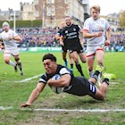 Bath Rugby edged out by Ulster Rugby in Champions Cup opener