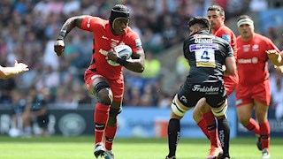 In the spotlight - Saracens