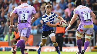 Bath United name side for Saracens Storm opener