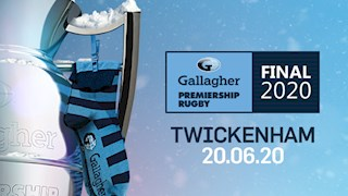 Free limited-edition socks when you purchase selected tickets for the Gallagher Premiership Final