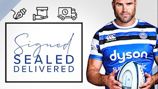 Signed, sealed, delivered is back for this weekend only