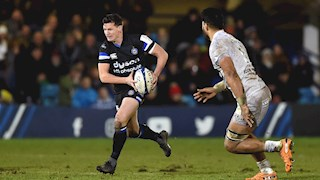 Bath Rugby ring changes for Clermont Auvergne trip