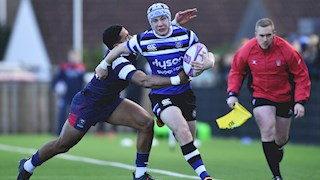 Bath Rugby U18s edged out against Bristol in season opener