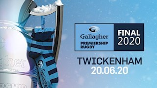All upper tier tickets to the Gallagher Premiership Rugby Final just £35 until 5 January!