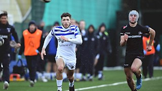 Four changes as Bath Rugby U18s search for third consecutive win