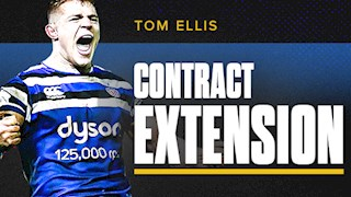 Tom Ellis extends stay with new two-year deal