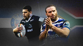 Jamie Roberts heads to the Stormers as Josh Matavesi joins Bath Rugby