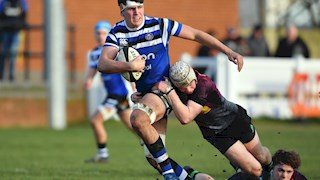 Bath Rugby U18s edge 12-try thriller