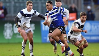 Bath United looking to back up recent results against Harlequins