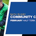 Bath Rugby Community Half Term Camps