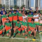 Bath Rugby Community team visit Dubai