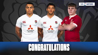 Max Ojomoh, Gabe Hamer-Webb and Archie Griffin set to feature for international sides in U20s Six Nations opening fixture