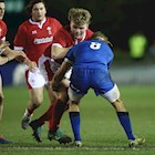 Archie Griffin named in Wales U20s squad for Ireland trip