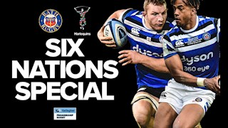 Harlequins and the Six Nations - last chance to book
