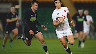 Redpath: England U20 star Cameron Redpath to join Bath Rugby