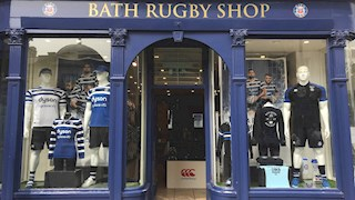 Bath Rugby Ticket Office and Shop Closure