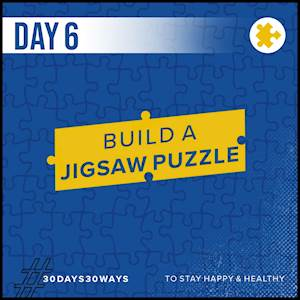Day 6 - Build a jigsaw puzzle 🧩