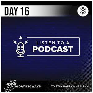 Day 16 - Listen to a Podcast 🎙️