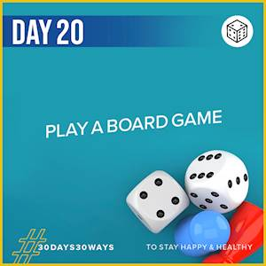 Day 20 - Play a board game 🎲