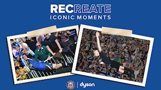 Recreate iconic moments to win!