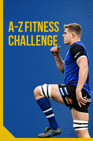 A-Z Fitness Challenge