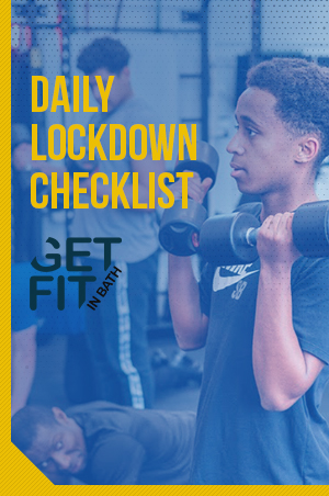 Daily Lockdown Checklist