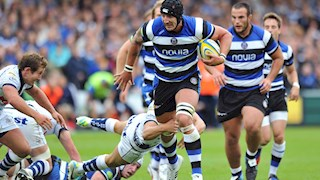 Spencer raring to go on Bath Rugby return
