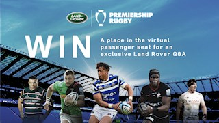 Win a place with Land Rover's exclusive virtual Q&A session