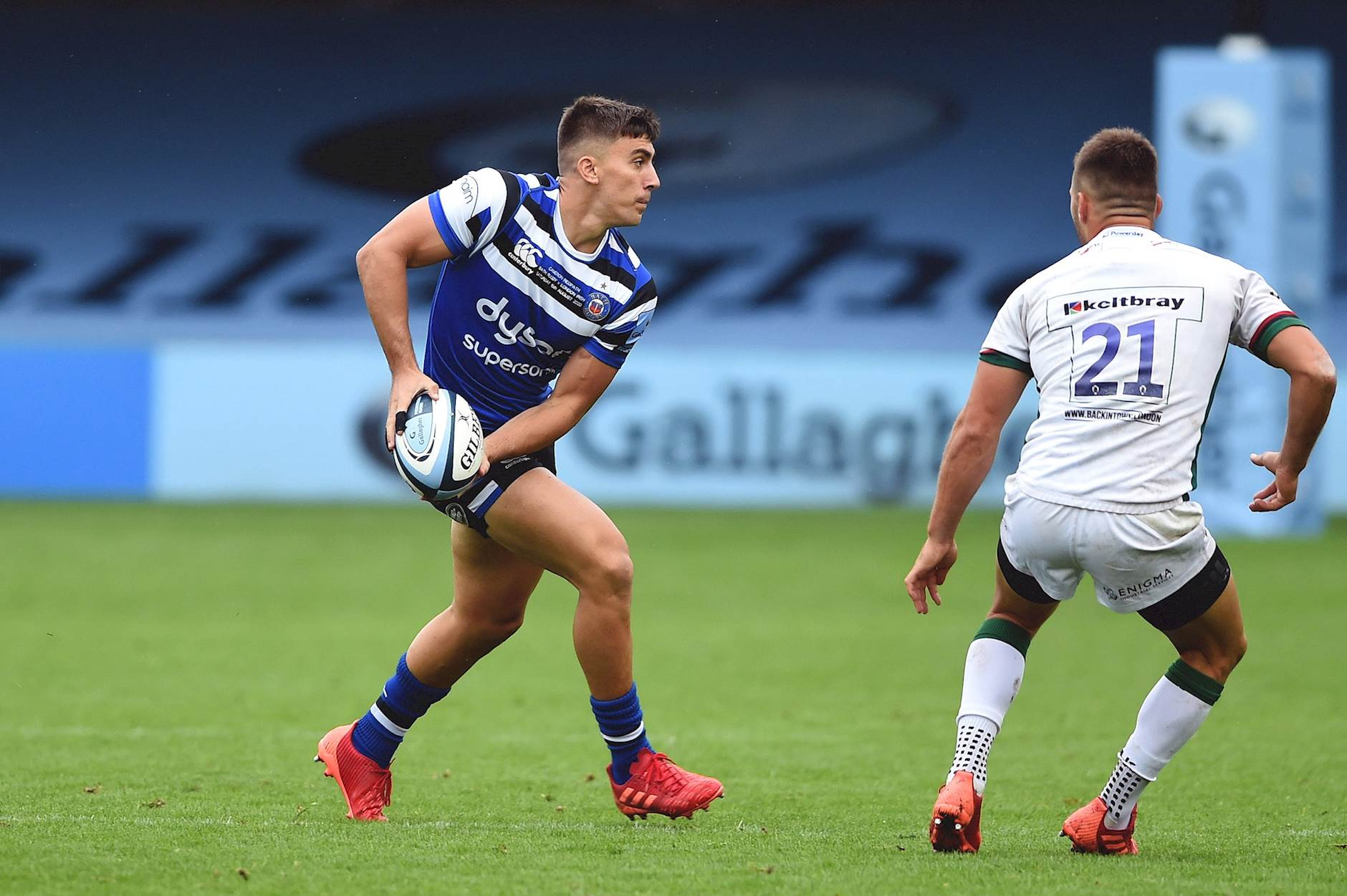 Cameron Redpath set for first start in Blue, Black and White